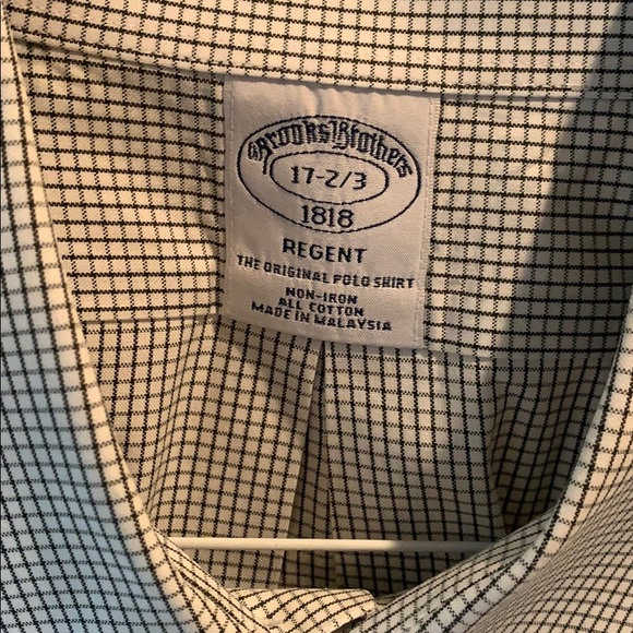 Brooks Brothers Other - Brooks brothers dress shirt